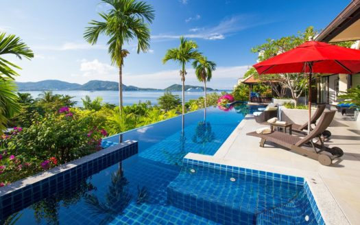 Indochine Patong sea view villa