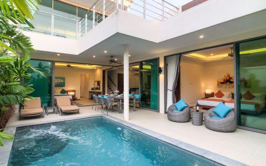 Ka villa Rawai for rent