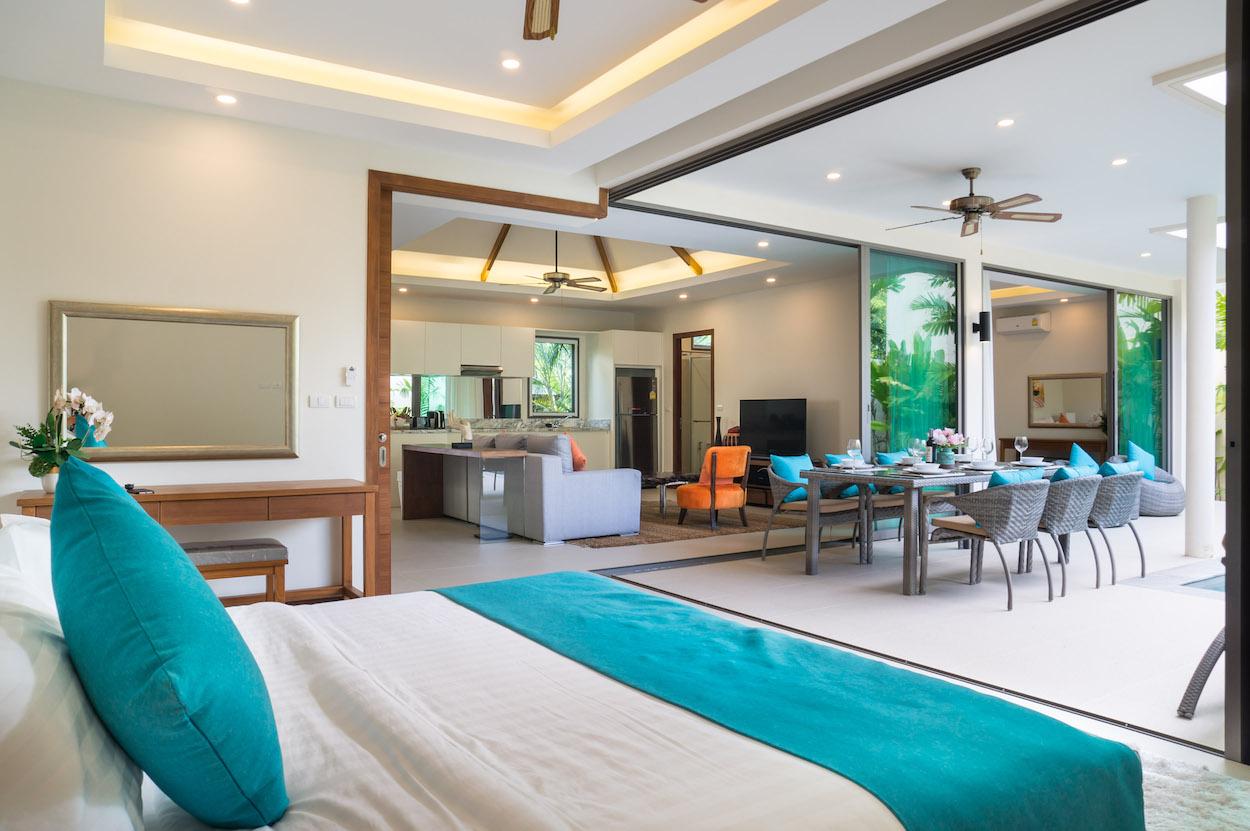 Laem Ka Villa Rawai à louer