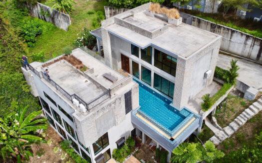 Kamala pool villa for rent