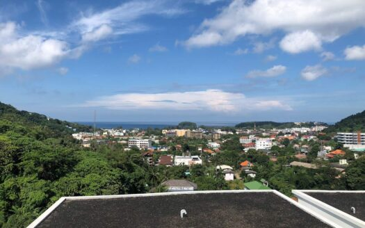 Kata Sea view condo with piano for rent