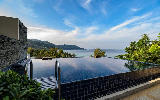 Sea view penthouse for sale Kata Beach