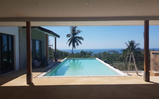 Kata sea view pool villa for sale