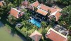 Villa avec vue sur le lagune à Nai Harn Baan Bua
