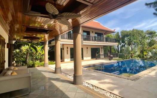 Nai Harn Baan Bua Villa for sale