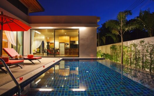 Nai Harn beach villa for sale