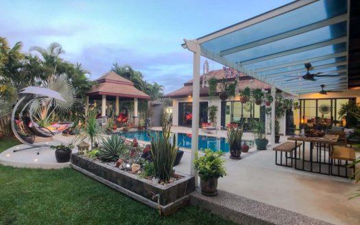 Nai Harn Villa for rent