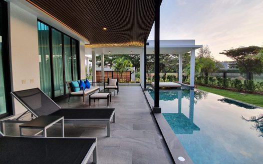 villa for sale in Nai Harn