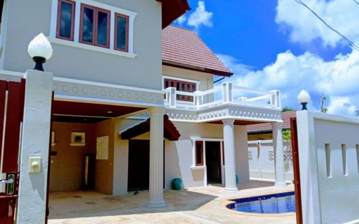 Nai Harn 4 bed villa for sale