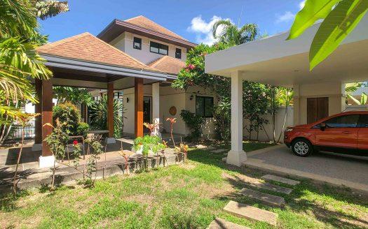 Nam Jai Villa Rawai