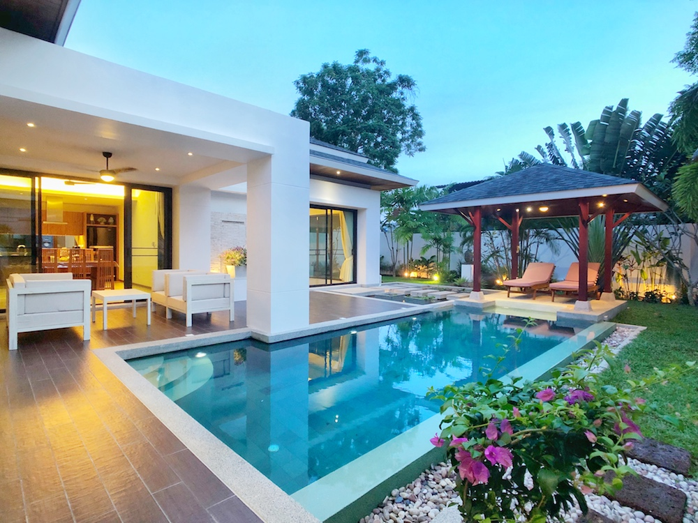 Nara Villa Phuket for rent