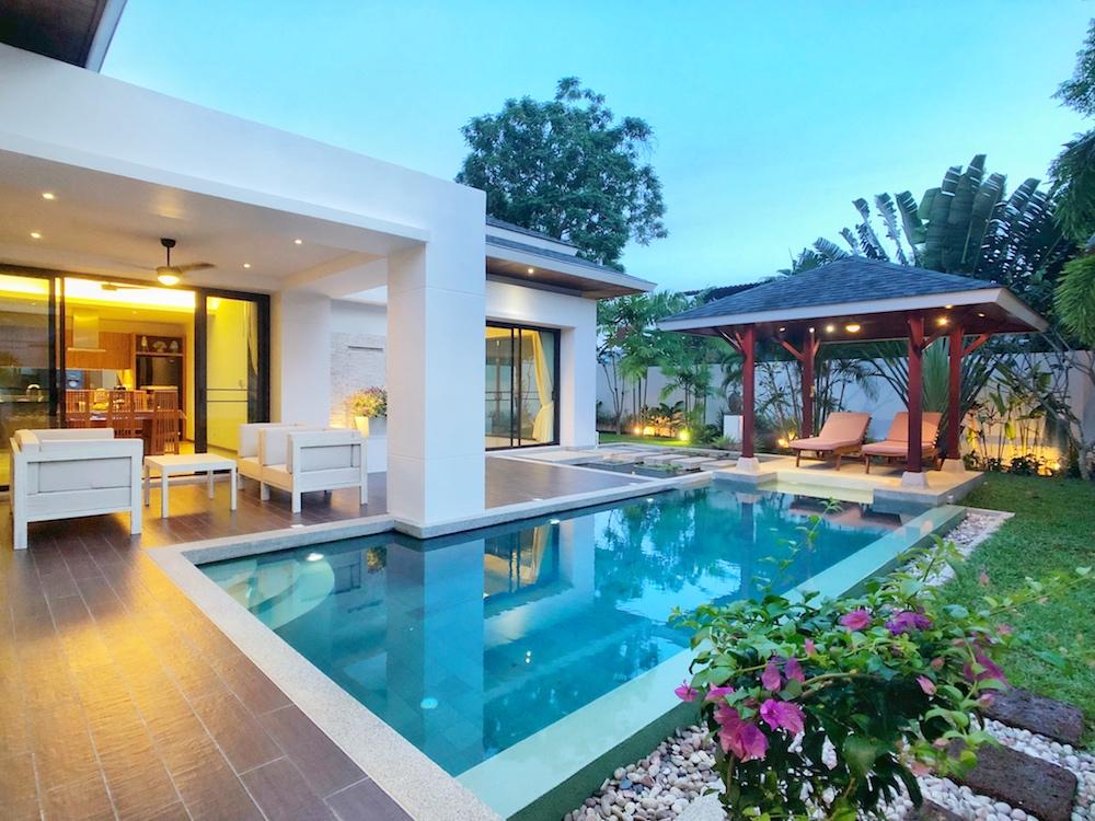 La villa Nara à Phuket