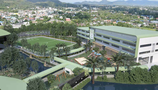 Oak Meadow international school Phuket