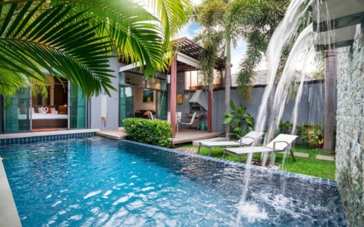 Onyx villa Phuket for rent