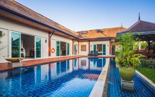 Oriental Villa Nai Harn 3 bedroom