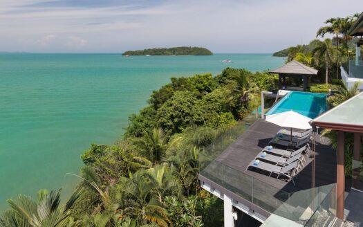 Panwa Ocean Front villa