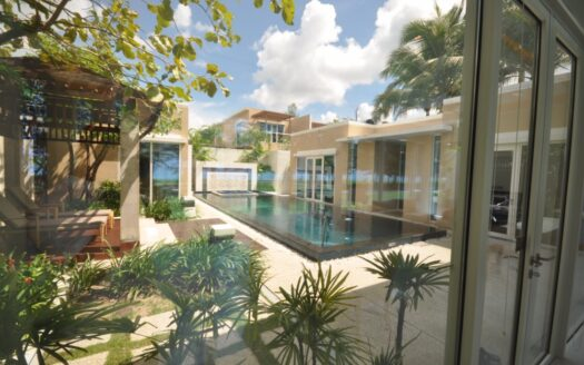 Phuket beach front villa for sale