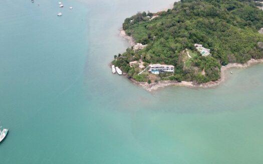 Phuket Panwa Ocean Front land for sale