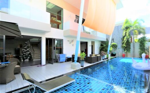 Chalong pool villa for sale