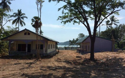 Rawai sea view land for sale