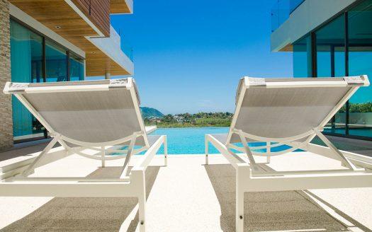Rawai sea view villa
