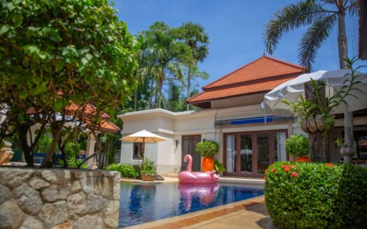 Saitaan villa for sale Phuket