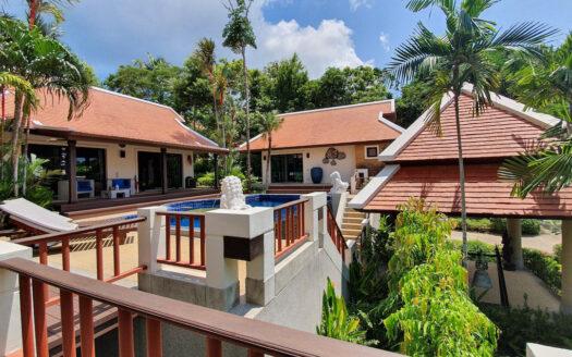 Nai Harn villa for sale at Baan Bua