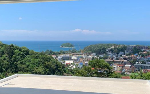 Kata sea view villa for sale