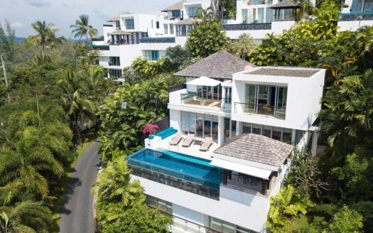 Surin Heights villa for sale Phuket
