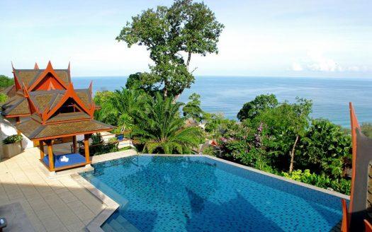 Surin Sea View Villa