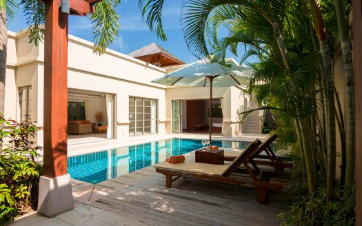 The residence BangTao 2 bed private