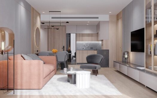 Two bed condo Layan green park phuket