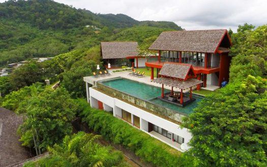 Villa Baan Santisuk Phuket