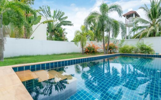 Villa for rent in Soi Naya Phuket