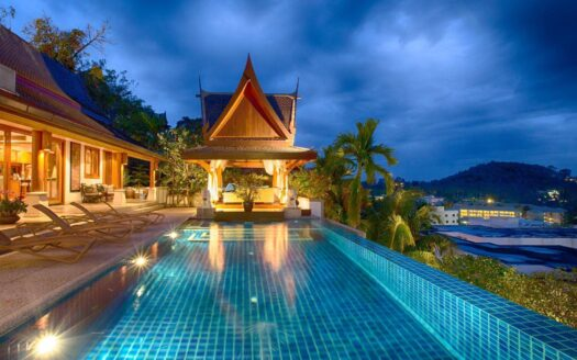 Villa for sale at Baan Thai Surin Hill Phuket