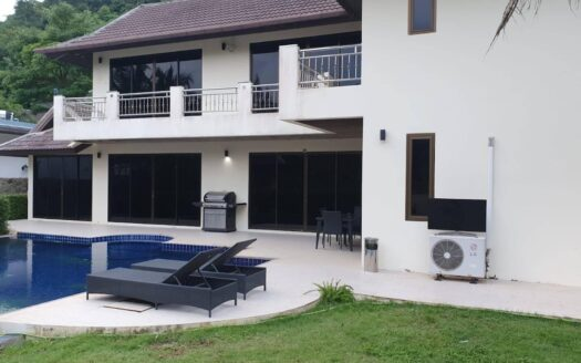villa for sale near loch palm Kathu Phuket