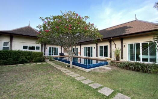 Layan pool villa for long term rental