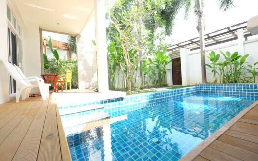 Nai Harn long term villa rental