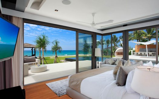 Nat Beach Front Villa