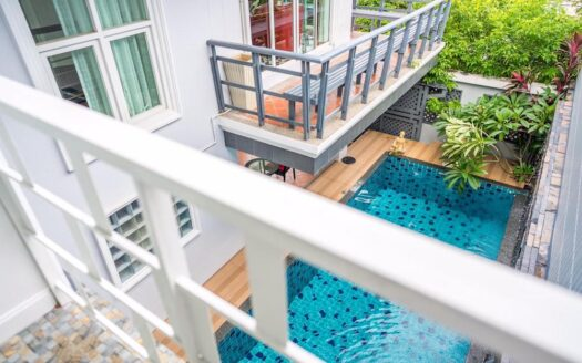 3 bedroom Chalong villa for rent long term