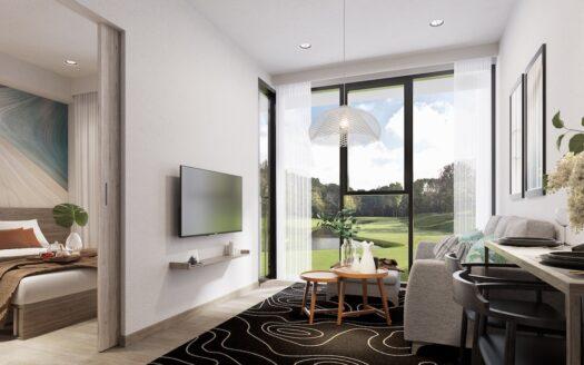One bedroom condo for sale at Laguna Skypark Phuket